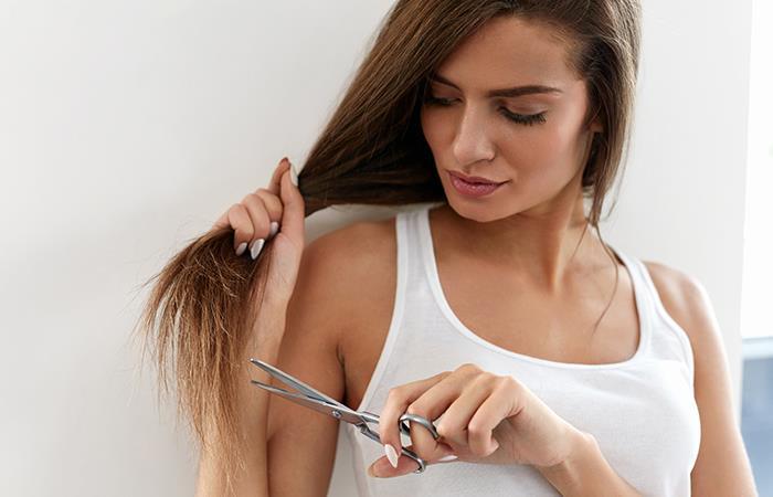 Como cortar cabello en casa