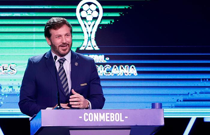 Conmebol pide ayuda a FIFA fondo coronavirus pandemia COVID-19