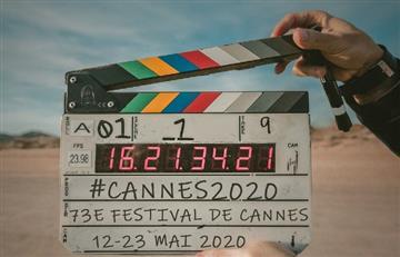 """Director del Festival de Cannes descartó celebrarlo vía """"online"""" por COVID-19"""