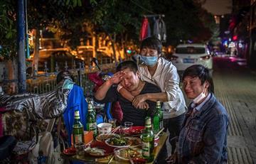 """Luego de 76 días, Wuhan """"regresa a la vida"""""""