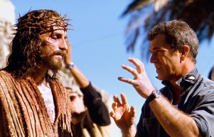 Extraños acontecimientos durante la grabación de 'La pasión de Cristo'