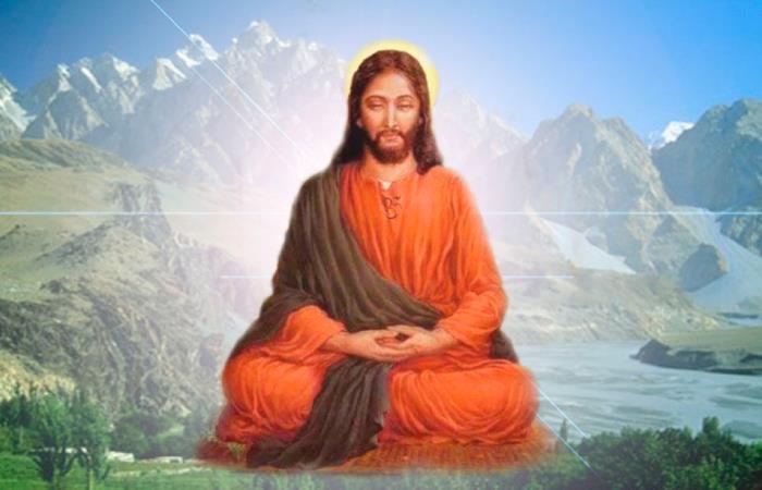 Jesús se formó espiritualmente. Foto: Twitter