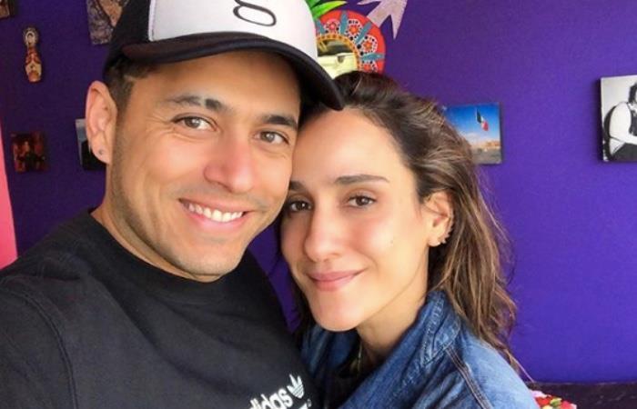 El video de Santiago Alarcón y 'Chichila' tiene miles de reproducciones. Foto: Instagram