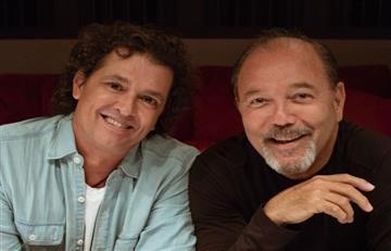"""""""No estás solo"""", la canción de Carlos Vives y Rubén Blades"""