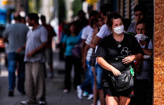 Argentina extendió la cuarentena hasta el 26 de abril. Foto: EFE