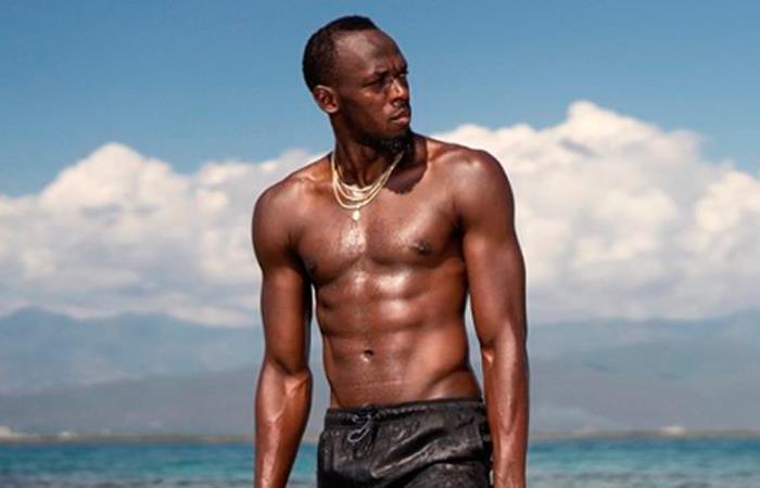 Usain Bolt, velocista jamaiquino. Foto: Instagram
