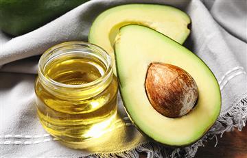 Increíbles resultados de belleza del aceite de aguacate