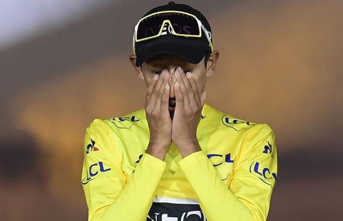 Team Ineos no participaría Tour de Francia coronavirus Egan Bernal