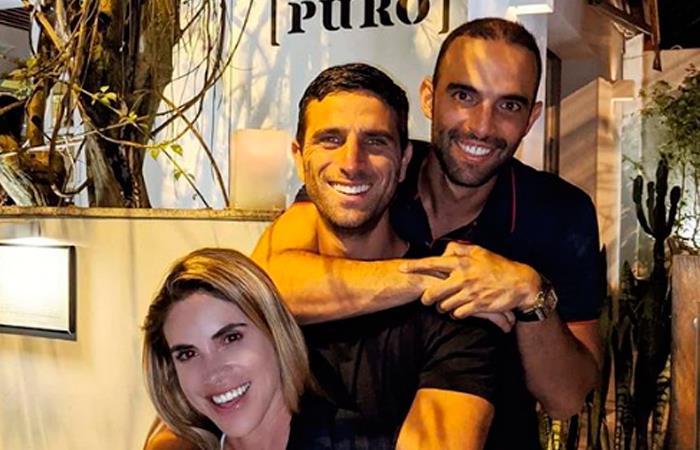 Robert Farah y Juan Sebastián conforman la mejor pareja de doblistas del mundo. Foto: Instagram