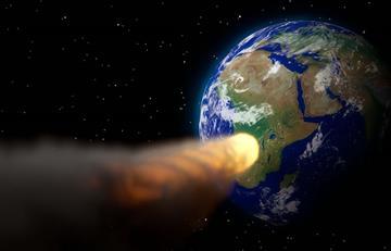 El asteroide que pasará el 29 de abril mide 4,1 kilómetros