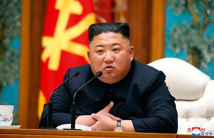 Kim Jong-Un se encontraría hospitalizado. Foto: EFE