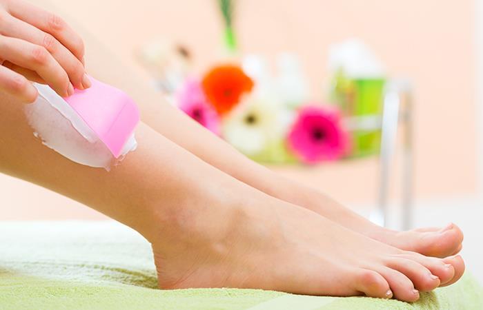 Conoce a profundidad las cremas depilatorias. Foto: Shutterstock