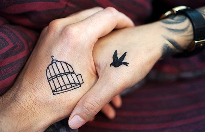¿Qué significa cada tatuaje?. Foto: Pixabay
