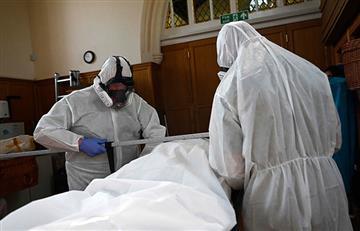 Reino Unido ya suma más de 19.000 fallecidos por el coronavirus