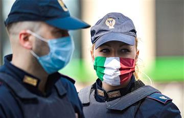 Los casos de coronavirus en Italia siguen reduciéndose día a día