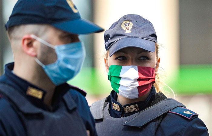 Italia retomaría sus actividades el próximo 9 de mayo. Foto: EFE
