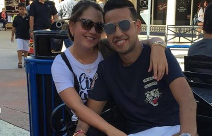 Dayana Jaimes fue la última esposa del cantante. Foto: Instagram