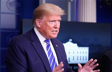 Trump prometió enviar respiradores a Ecuador, El Salvador y Honduras