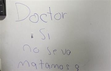 [Opinión] El coronavirus sepultó la dignidad médica en Colombia