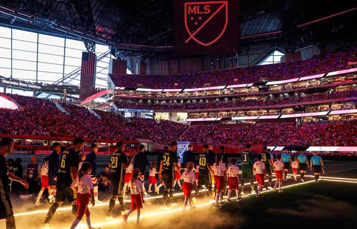 La MLS vuelve a aplazarse. Foto: EFE