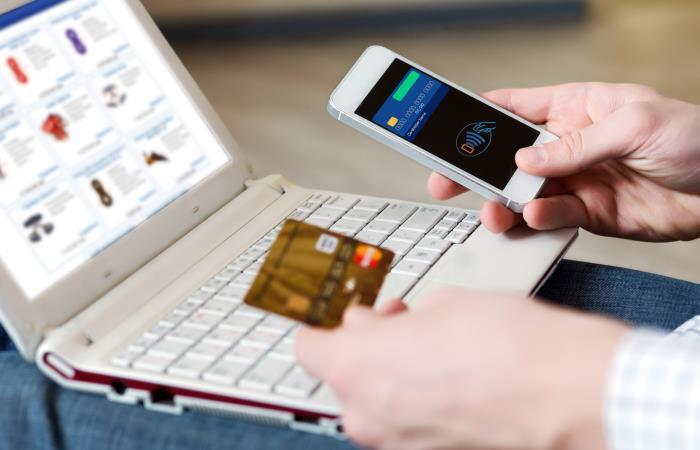 Las compras por internet han aumentado un 500 %. Foto: Shutterstock
