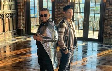 """Chino y Nacho sellan su reconciliación con la versión acústica de """"Raro"""""""