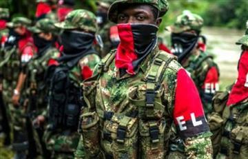 ELN descartó la prórroga de 'cese al fuego' que termina el 30 de abril