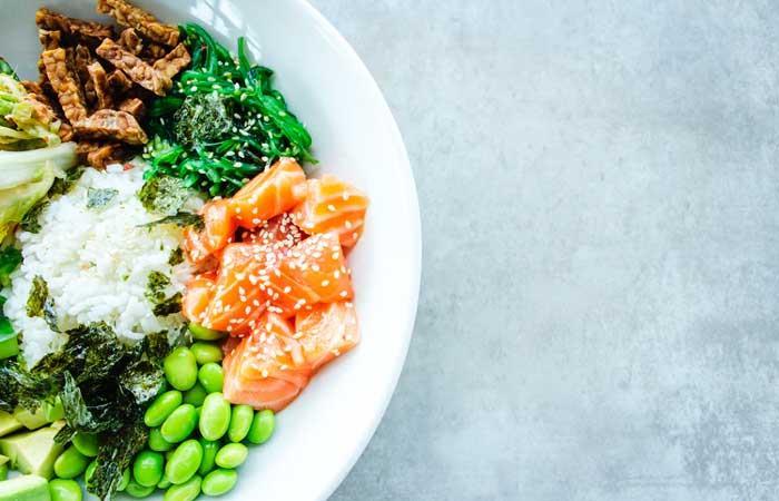 ¿Está obteniendo lo que necesita en su dieta?