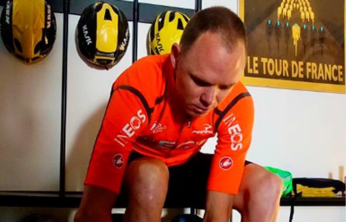Chris Froome ganar Tour de Francia 2020