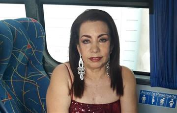 """""""Estuve muert** por tres días"""", dijo Fabiola Calle tras recuperarse del COVID-19"""
