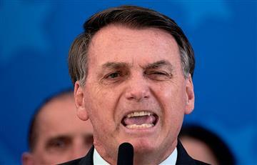 """""""Soy Mesías, pero no hago milagros"""", Bolsonaro sobre fallecidos por COVID-19"""