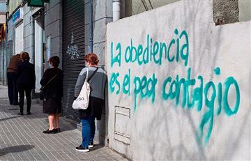 Vuelven a incrementar los fallecimientos diarios por COVID-19 en España