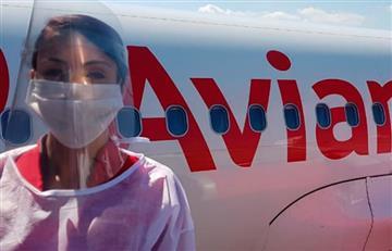 Avianca pidió ayuda al Gobierno para enfrentar crisis del Covid-19