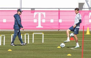 Todos los jugadores de la Bundesliga se someterán a pruebas de COVID-19