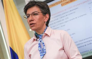 Claudia López contempla la posibilidad de que Bogotá funcione 24 horas por crisis del COVID-19