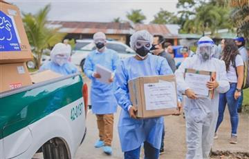 Colombia se acerca a los 8.000 contagios confirmados y los fallecidos suman 358