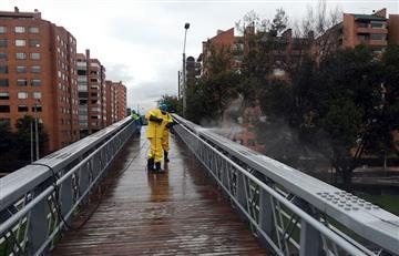 ¿Cuáles son las localidades con más contagios de COVID-19 en Bogotá?