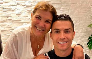 [FOTO] El lujoso regalo que le dio Cristiano Ronaldo a su madre