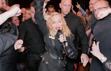 """""""Tengo anticuerpos y voy a respirar COVID-19"""": Madonna"""