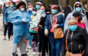 EE.UU ya acumula 1.17 millones de contagiados de COVID-19
