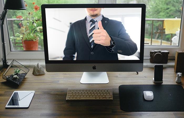 Crea un espacio ideal para el teletrabajo. Foto: Pixabay