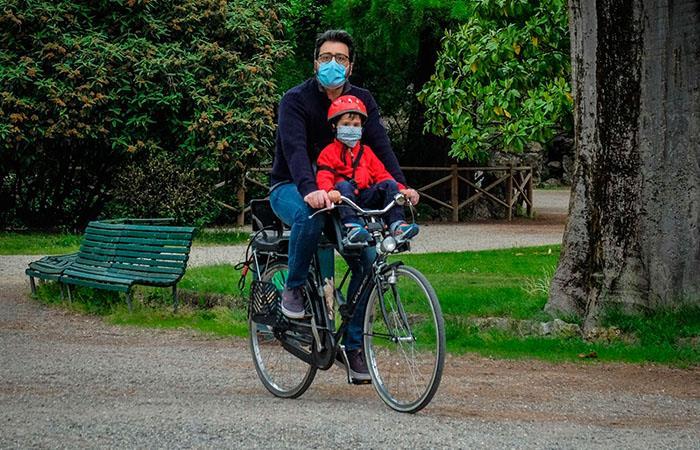 Italia parece ir superando de a poco la pandemia del COVID-19. Foto: EFE