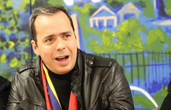 JJ Rendón es el actual asesor político del presidente interino Juan Guaidó. (). Foto: EFE