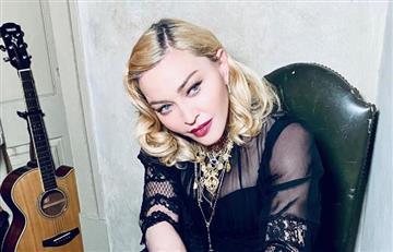 Madonna estuvo enferma de COVID-19