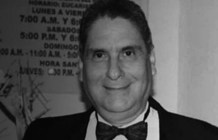 Médico en Santa Marta falleció a sus 63 años de edad por coronavirus. Foto: Twitter