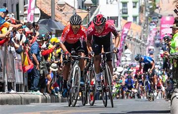 Gobierno autorizó a ciclistas para entrenar en carretera