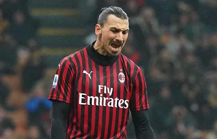 Serie A Jugadores contagiados coronavirus A.C Milan