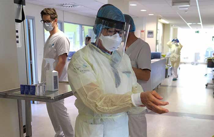 El coronavirus tiene en jaque a los países del mundo. Foto: EFE