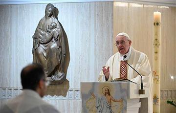 El Papa Francisco bendijo a los enfermeros en su día
