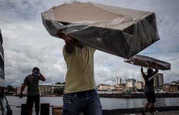 Enfermos por COVID-19 superan el número de camas para su atención en el Amazonas